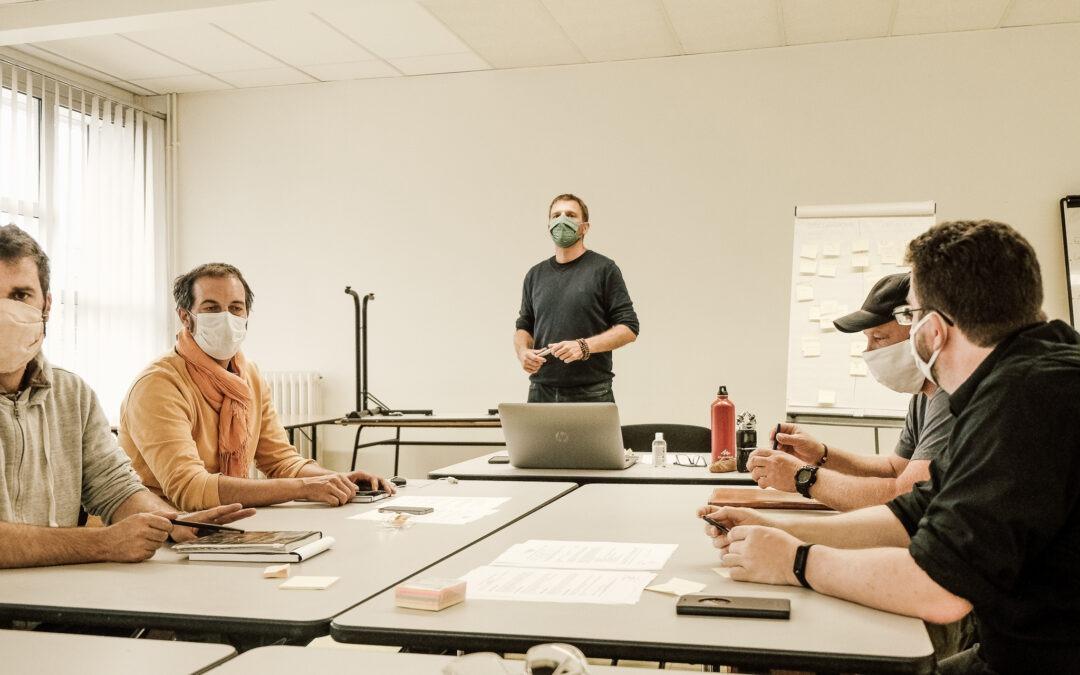Atelier de sensibilisation à devenir Associés