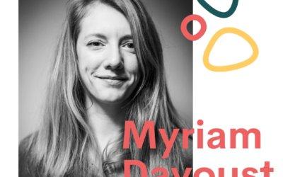 Myriam Davoust – Graphiste / illustratrice